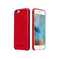 Чехол Jisoncase для iPhone 6 Plus/6s Plus Leather Red