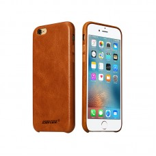 Чехол Jisoncase для iPhone 6/6s Leather Brown