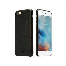 Чехол Jisoncase для iPhone 6/6s Leather Black