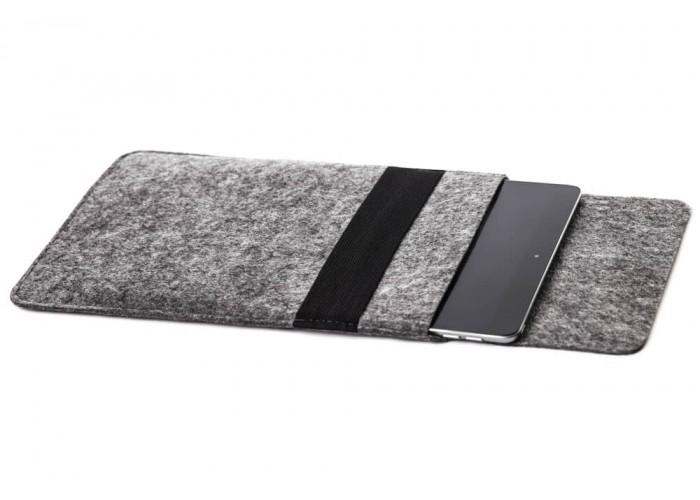Светлый войлочный чехол-конверт для iPad 9.7/10.5 (GT04)
