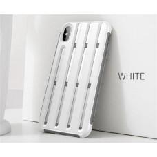 Чехол для IPHONE XS MAX BASEUS CYCLING HELMET Белый
