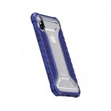 Чехол для iPHONE XS MAX BASEUS MICHELIN Синий