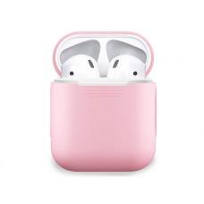 Силиконовый чехол для AirPods Pink (Розовый)