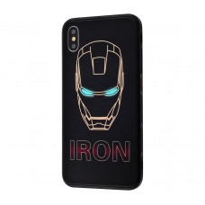 "Чехол для iPhone Xs Max ""Iron"""