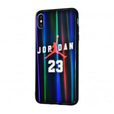 "Чехол для iPhone Xs Max Benzo ""Jordan"""