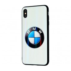 "Чехол для iPhone Xs Max Benzo ""BMW"""