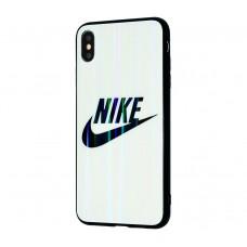 """Чехол для iPhone Xs Max Benzo """"NIKE"""""""