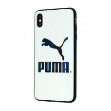 "Чехол для iPhone Xs Max Benzo ""PUMA"""
