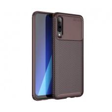 Чехол для Samsung Galaxy A50 IPAKY Kaisy Коричневый