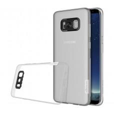 Чехол Nilkin Nature для Samsung Galaxy S8 Прозрачный