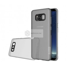 Чехол Nilkin Nature для Samsung Galaxy S8 Прозрачно-черный