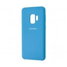 Чехол для Samsung Galaxy S9 Silky Светло-синий