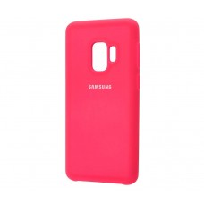 Чехол для Samsung Galaxy S9 Silky Розовый