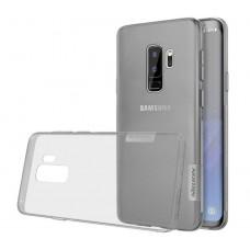 Чехол Nilkin Nature для Samsung Galaxy S9 Прозрачно-черный
