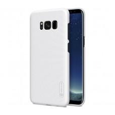 Чехол для Samsung Galaxy S8 Nillkin Matte Белый
