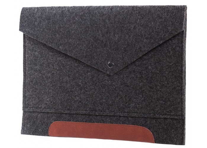Фетровый чехол-конверт для  Macbook Air 13,3 и Pro 13,3 (GM11)