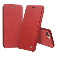 Чехол-книжка Qialino Magnetic Leather Case для Apple iPhone 7 Plus/8 Plus Red