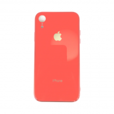 Чехол для iPhone Xr Silicone Logo Case Coral ( кораловый )