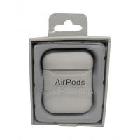 Чехол для AirPods Case Protection White (белый)