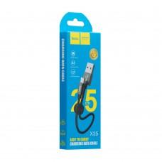 Кабель Hoco x35 premium charging USB to Micro USB 2.4A (0.25m)