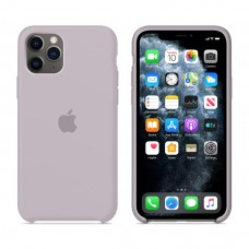 Силиконовый чехол Apple Silicone Case Lavander для iPhone 11Pro