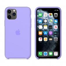 Силиконовый чехол Apple Silicone Case Violet для iPhone 11Pro