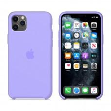 Силиконовый чехол Apple Silicone Case Violet для iPhone 11 Pro Max