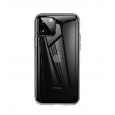Защитный черно-прозрачный чехол Baseus Airbags Case для iPhone 11 Pro