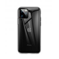 Защитный черно-прозрачный чехол Baseus Airbags Case для iPhone 11 Pro Max