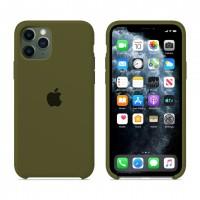 Силиконовый чехол Apple Silicone Case Virid для iPhone 11 Pro