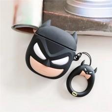 Чехол с карабином для AirPods Batman