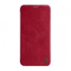 Чехол-книжка Nillkin Qin для iPhone 11 Pro Max Красный