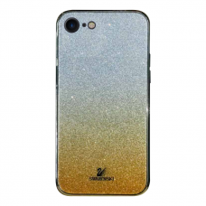 Чехол Swarovski Yellow Gradient для iPhone 7/8