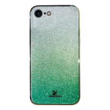 Чехол Swarovski Green Gradient для iPhone 7/8