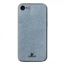 Чехол Swarovski Silver Gradient для iPhone 7/8