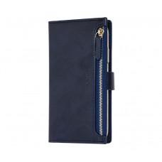 Чехол-книжка Molan Cano Zipper для iPhone 11 Pro Синий