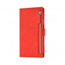 Чехол-книжка Molan Cano Zipper для iPhone 11 Pro Max Красный