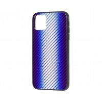 Чехол Twist Glass для iPhone 11 Pro Max Голубой