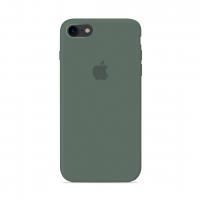 Силиконовый чехол Apple Silicone Case Pine Green для iPhone 7/8