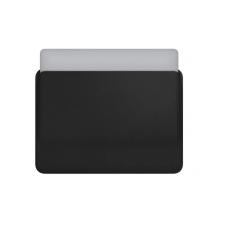 Кожаный чехол-конверт для Macbook Pro 13,3 WiWU Skin Pro Leather Черный