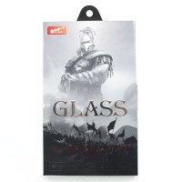 Защитное стекло для IPhone X / Xs / 11 Pro KING FIRE BLACK