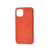 Чехол Vorson Snake красный на iPhone 11 Pro