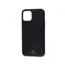 Чехол Vorson Snake черный на iPhone 11 Pro