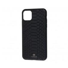 Чехол Vorson Snake черный на iPhone 11 Pro max