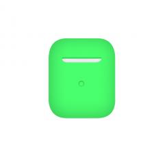 Тонкий силиконовый чехол для AirPods Salad