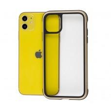Чехол K-Doo Ares для iPhone 11 Золотистый