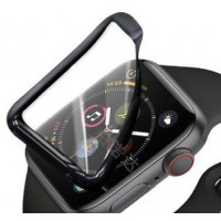Защитная 3D пленка PLEXIGLASS для Apple Watch 44mm