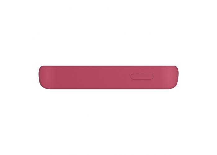 Силиконовый чехол Apple Silicone Case Camelia для iPhone 5/5s/SE (Реплика)