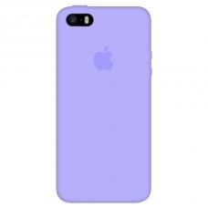Силиконовый чехол Apple Silicone Case Violet для iPhone 5/5s/SE