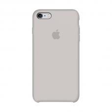 Силиконовый чехол Apple Silicone case Stone для iPhone 6 /6s (копия)